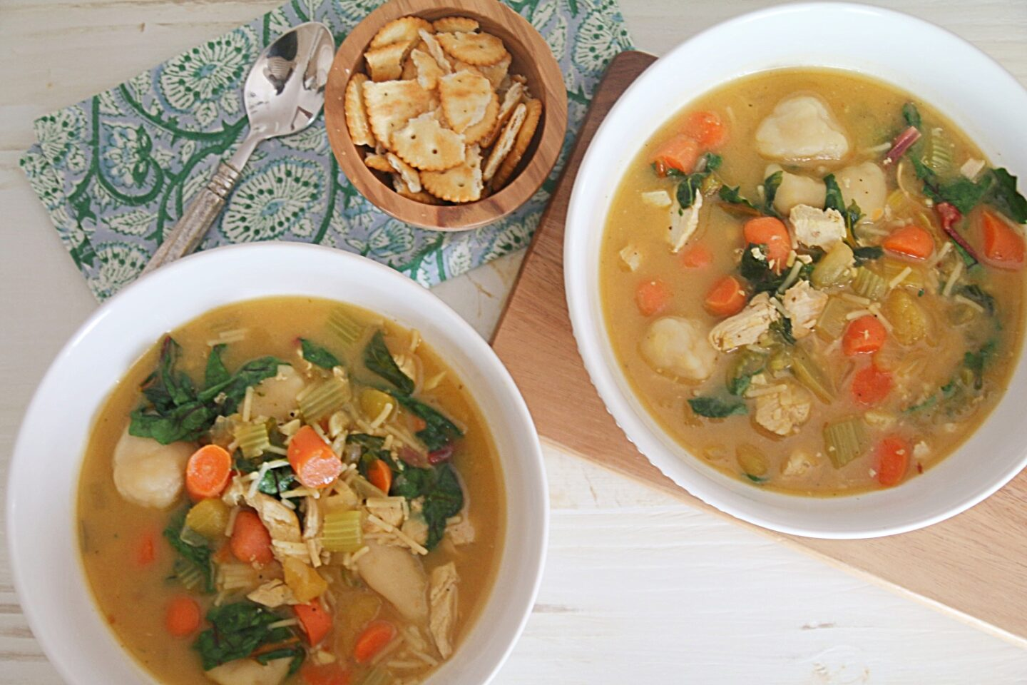 Jamaican Style Chicken Soup for the Soul