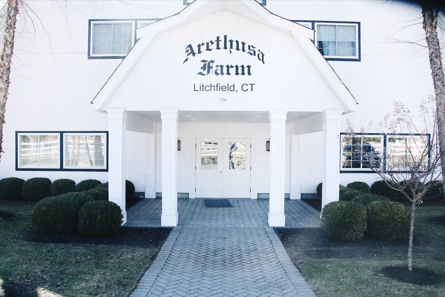 Weekend Recap:  Arethusa Farm for Easter