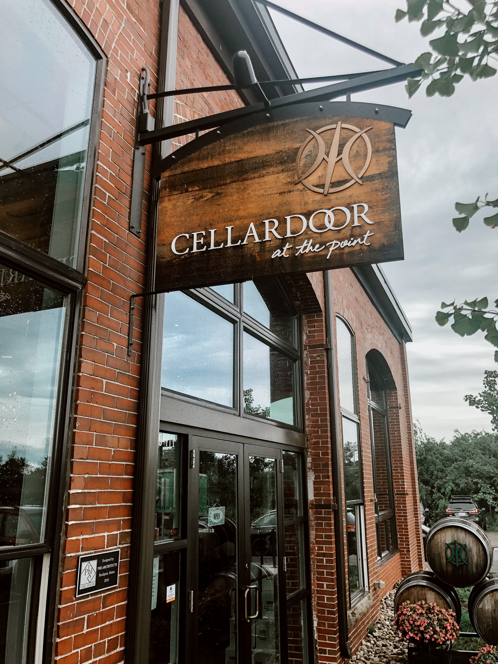 wineries in portland maine