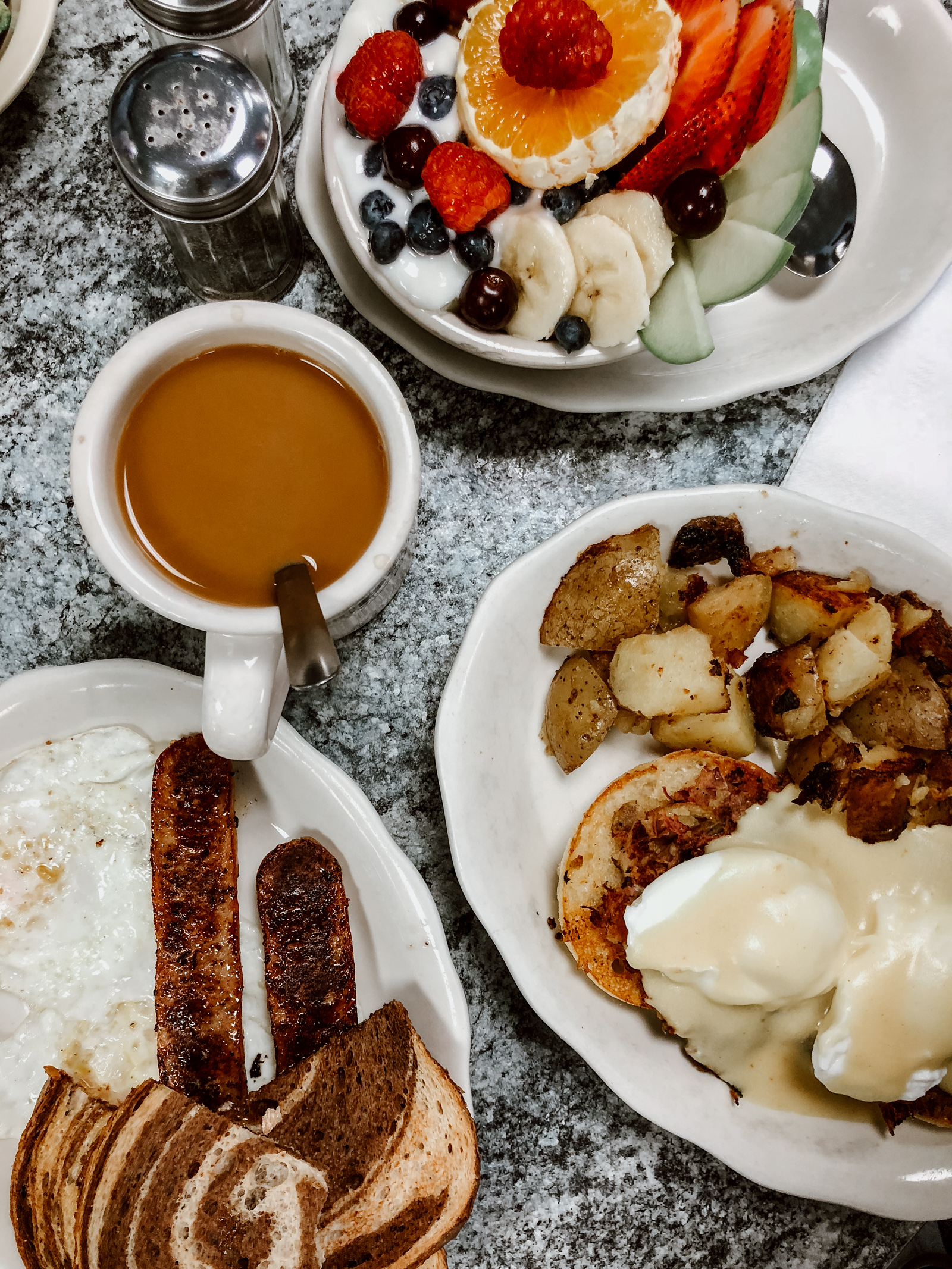 where to go for breakfast portland maine