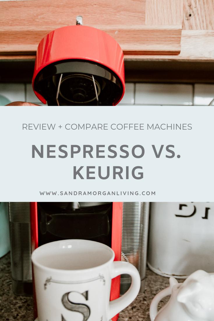 Nespresso vs Keurig review