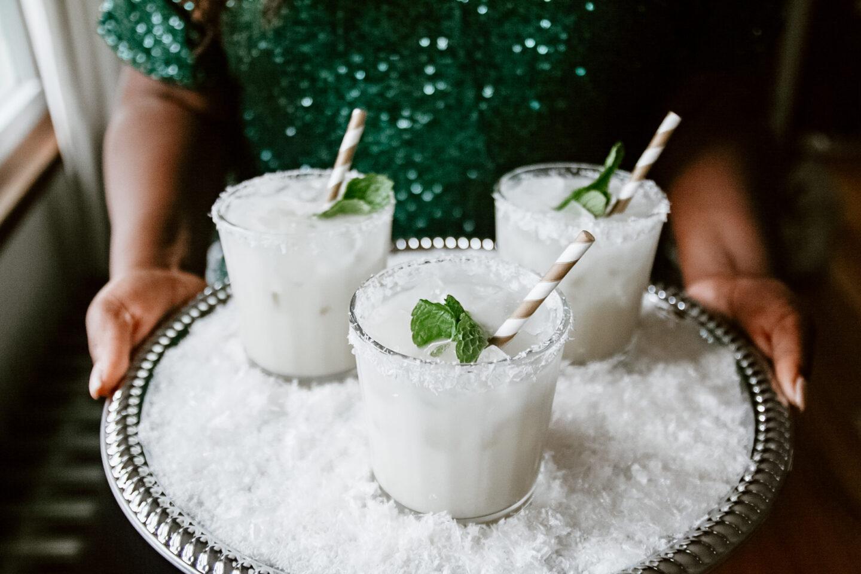 Winter Colada Cocktail Recipe